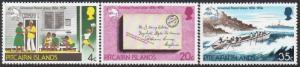Pitcairn Islands 1974 Centenary of U.P.U. MNH
