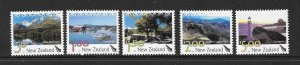 NEW ZEALAND 2003 LANDSCAPES  MNH