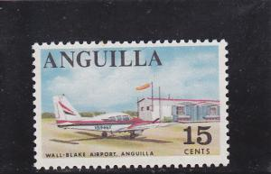 Anguilla  Scott#  24  MNH