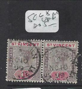 ST VINCENT (P2203B)  QV  1 D  SG 68  PR    VFU