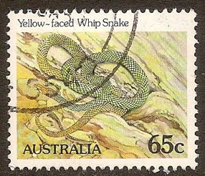 Australia Scott # 795a used. Free Shipping for All Additional Items