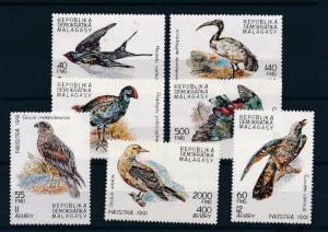 [50094] Madagascar Malagasy 1991 Birds Vögel Oiseaux Ucelli   MNH