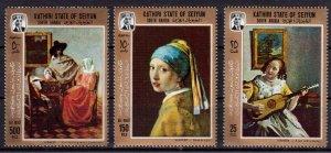 1967    Kathiri States of Seiyun    160-162    Painting     7,50 €