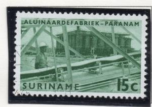 Suriname 1965 Early Issue Fine Mint Hinged 15c. 168949