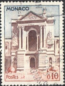 Monaco #475     Used