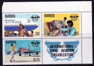 Barbuda (1979) #393a MNH