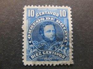 A4P31F52 Bolivia 1901-02 10c used