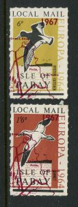 Pabay (Scottish Local) 1964 Europa Issue Mint