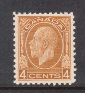 Canada #198 XF/NH Gem