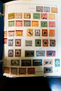 Philippines And South America Stamp Collection 1800's to 1990's