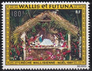 Wallis and Futuna C111 MNH (1981)