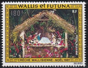 Wallis and Futuna C111 MNH (1981)