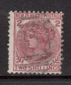 New Zealand #59 Used