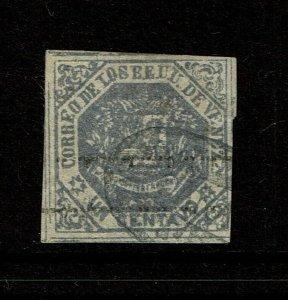 Venezuela SC# 40a, Used - S10955
