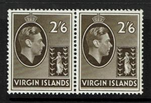British Virgin Islands SG# 118, Mint Never Hinged, Pair - Lot 082017