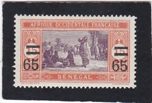 Senegal,  #   124    unused