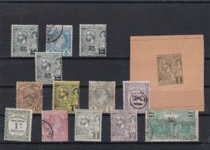Monaco Mounted Mint & Used Stamps ref R 16465