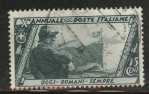 ITALY Scott 292 Used