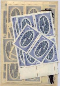 Canada - 1967 Canadian Press X 100 mint #473