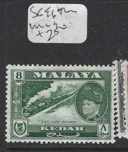 MALAYA  KEDAH  (P0704BB)  TRAIN 8C SG 96  MOG
