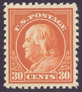 US Scott #516 Mint, VF/XF, NH