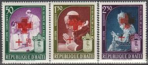 Haiti #CB13-5  MNH CV $3.25  (S2800)