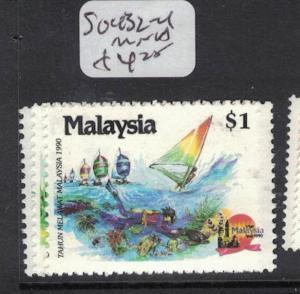 Malaysia SG 432-4 MNH (8drc)