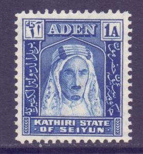 Aden Seiyun Scott 3 - SG3, 1942 1a MNH**