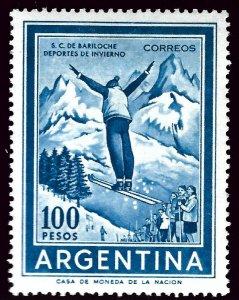 Argentina SC#704 Mint VF w/crease...Grab a Bargain!!!
