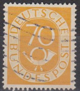 Germany  #683 F-VF Used CV $14.00 (B4157)