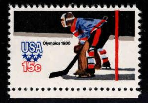 USA Scott 1798 ice Hockey stamp