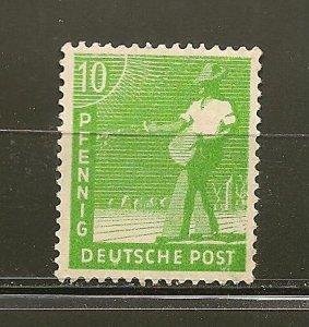 Germany 560 Sower MNH