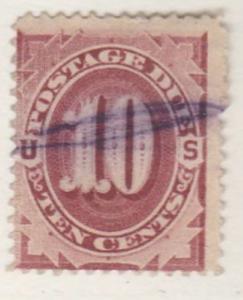 U.S. Scott #J26 Postage Due Stamp - Used Single