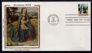 US 1799 Christmas Madonna Colorano U/A FDC