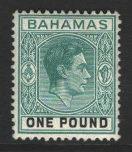 Bahamas Sc#113 MH