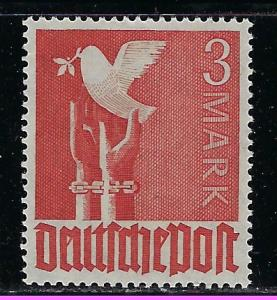 Germany AM Post Scott # 576, mint nh