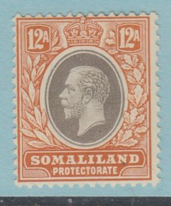 SOMALILAND 59  MINT HINGED OG *  NO FAULTS VERY FINE! 1912 - 1919