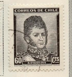Chile 1935-49 Early Issue Fine Used 60c. 172651