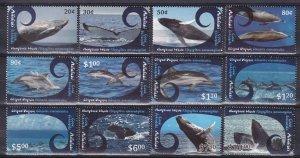 Aitutaki #581-92  MNH CV $55.00 (Z4414)