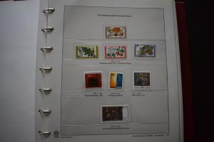 GERMANY COLLECTION 1979 YEAR SET  MNH