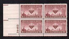 SCOTT # 1002 PLATE BLOCK MINT NEVER HINGED GREAT LOOKING GEM  !!6