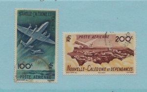 New Caledonia C22-23 Used.