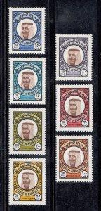Kuwait Scott #723-729 MH