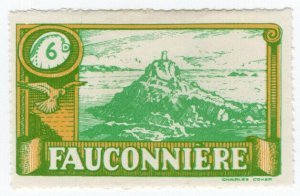 (I.B) Cinderella Collection : Fauconniere Island 6d