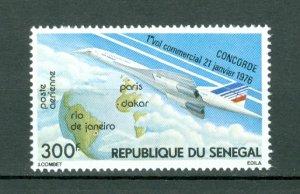 SENEGAL AIR #C143...MNH...$4.00
