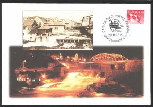 Canada S42 Special Event Cover 2000 7.15 Bracebridge (1875-2000)