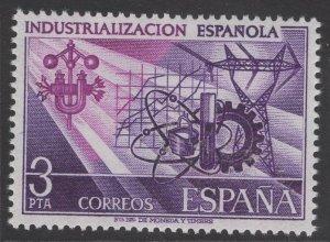 SPAIN SG2337 1975 SPANISH INDUSTRY MNH