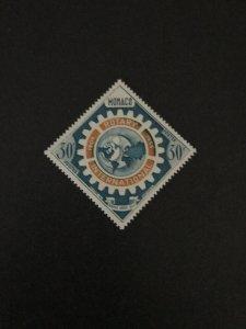 Monaco 1955 #353 MNH, CV $1