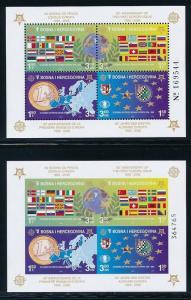 Europa Bosnia Herzegovina - Souvenir Sheets 2x MNH (2006)