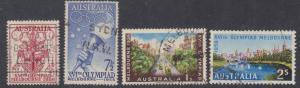 Australia Melbourne Olympic Games 1956 # 290/3 FU Set